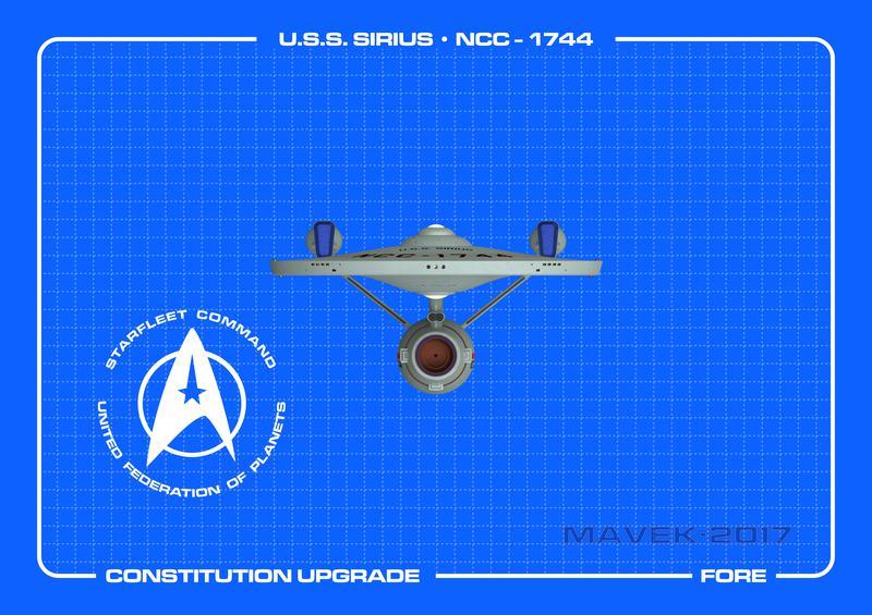 U.S.S. Sirius Fore