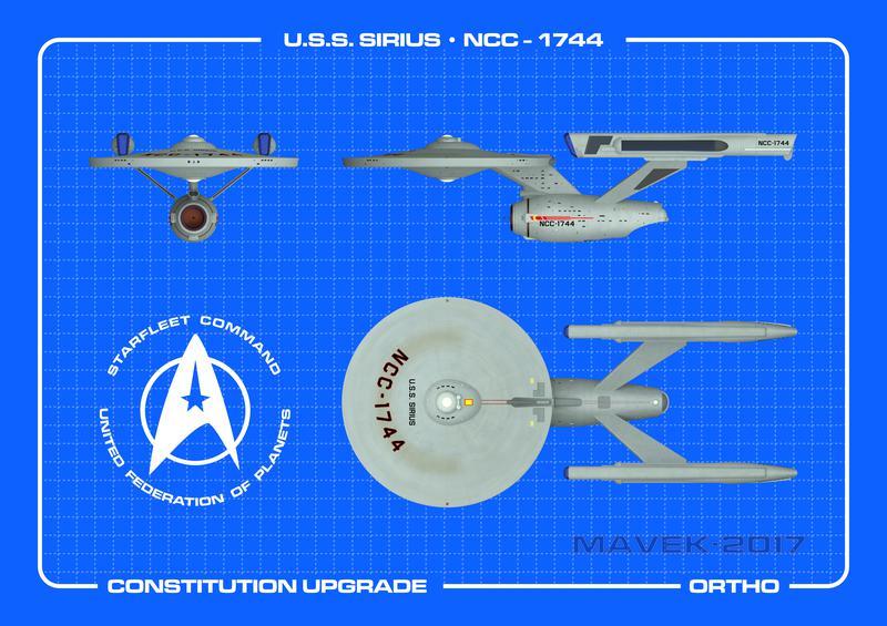 U.S.S. Sirius Ortho-A