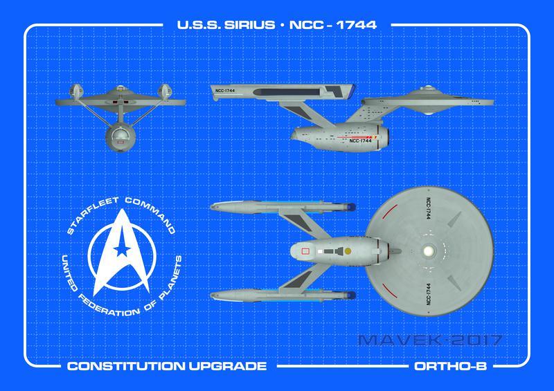 U.S.S. Sirius Ortho-B