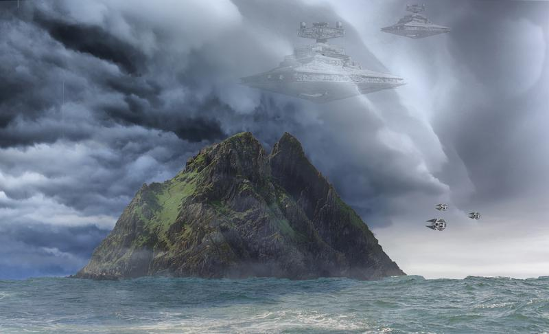 Star Wars Skelligs